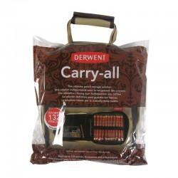 Geanta accesorii desen Carry-All Derwent