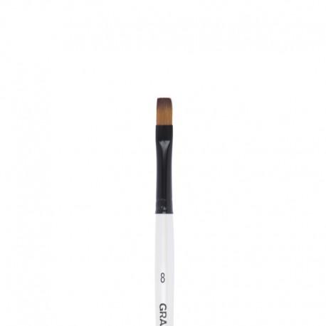 Pensula sintetic lata Flat Shader Graduate Daler Rowney