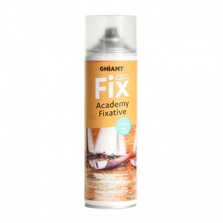 Spray fixativ Academy Ghiant