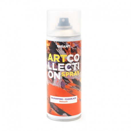 Spray vernis retus pictura ulei Art Collection Ghiant
