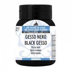 http://Gesso acrilic negru Maimeri