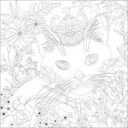 http://Carton panzat pre-desenat Cat Art Therapy Phoenix