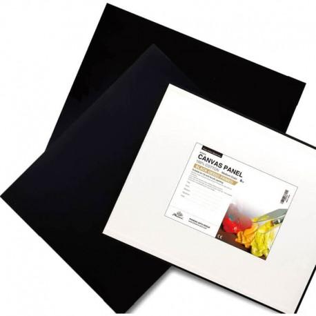 Set 3 carton panzat negru 10x10cm Phoenix