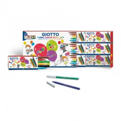 Set carioci Turbo Party Gift Giotto