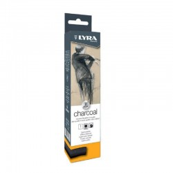 Set 10 carbuni desen 2-10mm Lyra