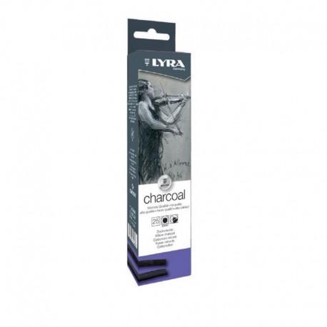 Set 15 carbuni desen 3-4mm Lyra