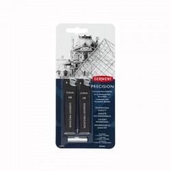 Set mine creion mecanic 0.5mm Derwent
