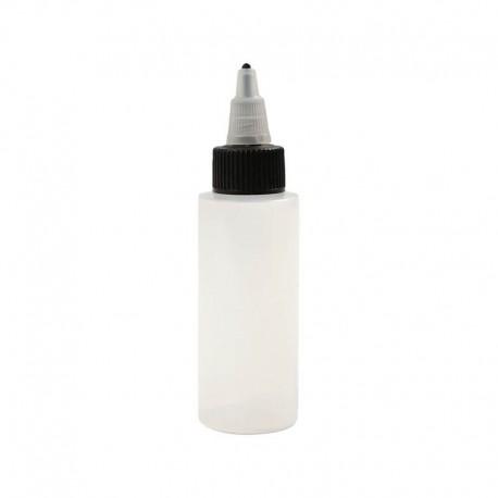 Recipient plastic cu varf aplicator