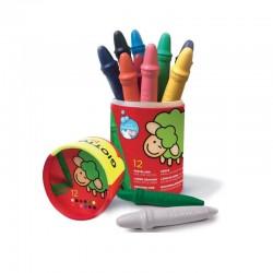 Set 12 creioane cerate Gioto Bebe
