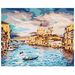 Pictura pe numere Heavenly Venice Atelier