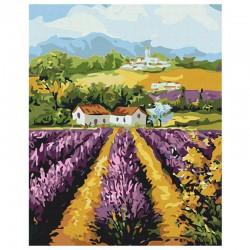 Pictura pe numere Provence lavender Atelier