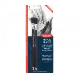 Set 2 radiere tip creion cu pensula Derwent
