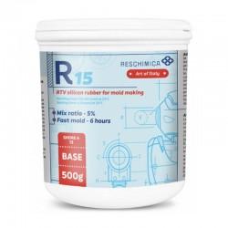 Cauciuc siliconic R15 Reschimica