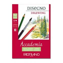 Bloc hartie desen Accademia Fabriano