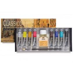 Set culori ulei Classico Maimeri Intro