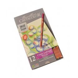 http://Set 12 creioane colorate Karmina Cretacolor