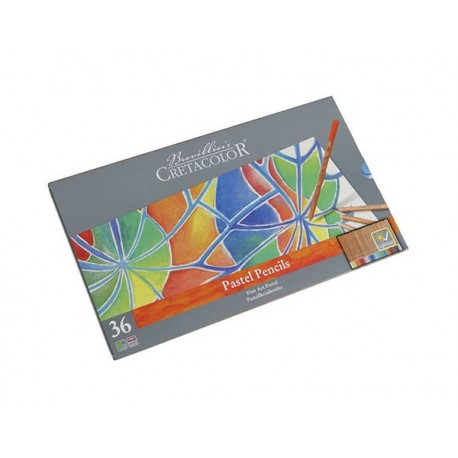 Set 36 creioane Art pastel Cretacolor