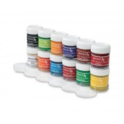 Set 12x22ml culori tempera Poster Reeves
