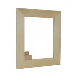 Sasiu lemn 2x4cm Lucas Art