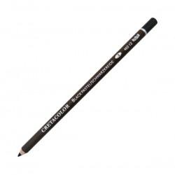 Creion pastel negru Cretacolor