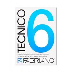 Bloc hartie desen tehnic Tecnico 6 Fabriano