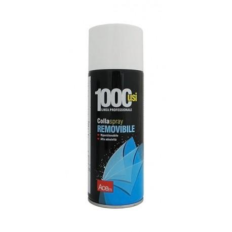 Adeziv spray amovibil 1000usi