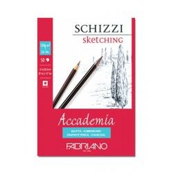 http://Bloc hartie schita Accademia Fabriano