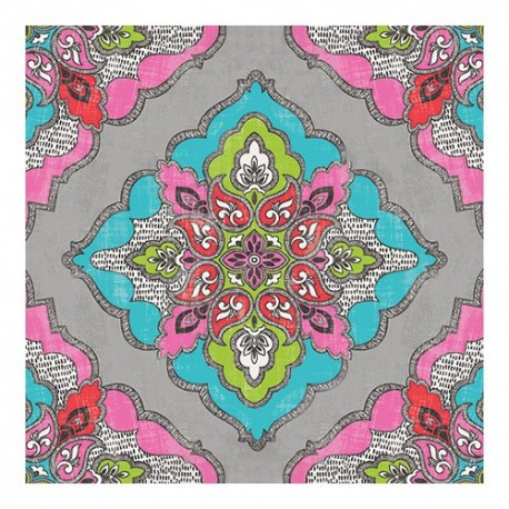 Servetel decorativ Kaleidoscope