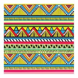 Servetel decorativ Inca style