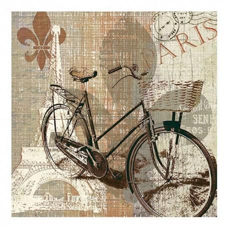 Servetel decorativ My Old-Fashioned Bike