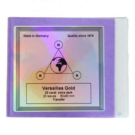 Foita aur Versailles Gold 23K cu transfer Germania