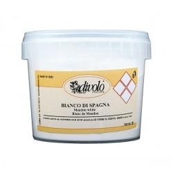 Pigment mineral alb de Spania Divolo