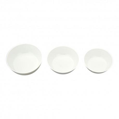 Set 3 godete plastic Maimeri
