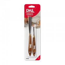 Set 2 spatule DAS