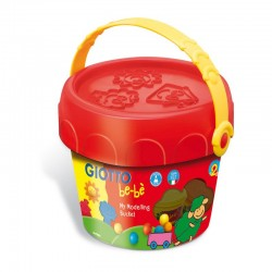 Set plastilina My Modelling Bucket Giotto Bebe