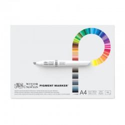 Bloc hartie Pigment Marker Winsor & newton
