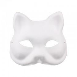http://Obiect decor masca pisica