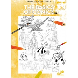 Manual Leonardo The Basics of Comics vol. 1