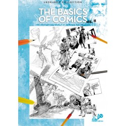 Manual Leonardo The Basics of Comics vol. 3