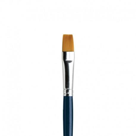 Pensula sintetic lata Giotto