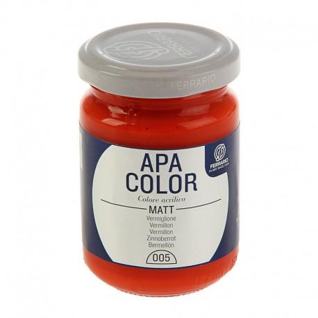 Culori acrilice mate Apa Color Ferrario