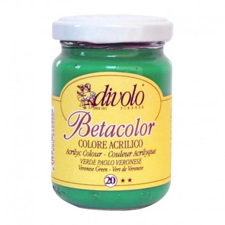 Culori acrilice Betacolor Divolo