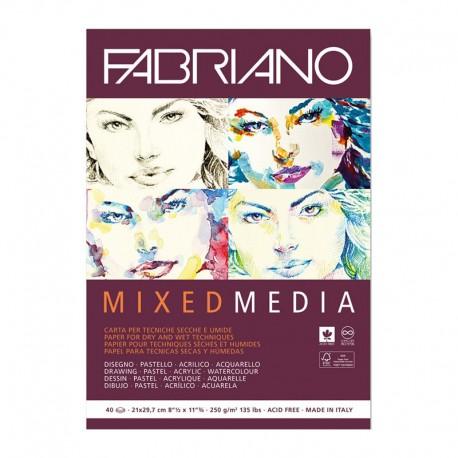 Bloc Mixed Media Fabriano