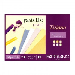 Bloc hartie Tiziano Soft Colour Fabriano