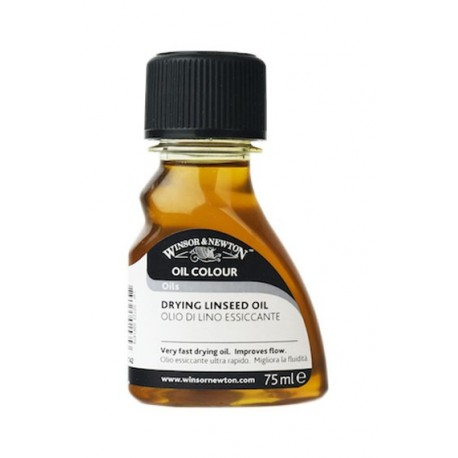 Ulei de in sicativ Winsor Newton