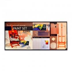 http://Set culori acrilice si sevalet Phoenix