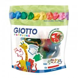 Set unelte pentru modelaj Patplume Giotto