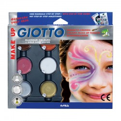 Set pictura pe fata Glamour Giotto