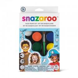 Kit pictura baieti Snazaroo