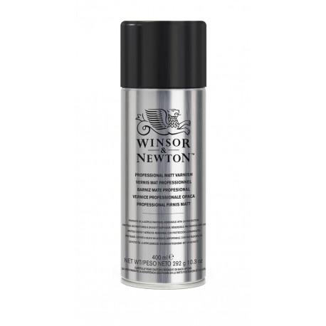 Vernis mat aerosol Winsor Newton